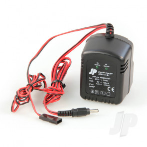 JP Tx/Rx Wall Charger (Hitec 6 cell) For RC Models