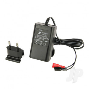 JP 6V Gel Charger (UK/EU) 230V For RC Model
