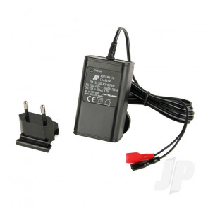 JP 12V Gel Charger (UK/EU) 230V For RC Model