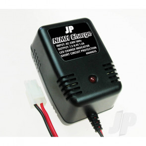 JP NiMH 230v Delta-Peak Mains Charger For RC Model