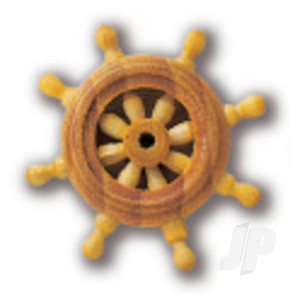 Constructo 80041 Ships Wheel 20mm - Model Ship Accessories