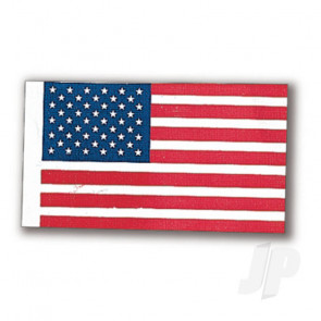 Constructo 80191 American US Flag 36x70mm - Model Ship Accessories