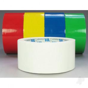 JP Bullet White Trim Tape (50m x 50mm)