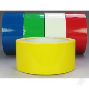 JP Bullet Yellow Trim Tape (50m x 50mm)