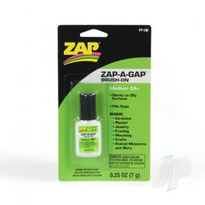 Zap PT100 Zap-A-Gap CA+ Brush-On 1/4oz (Medium) Cyano CA Super Glue