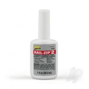 Zap PT23 Rail Zip Model Train Railway Track Cleaner 1oz