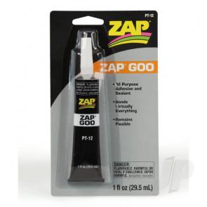 Zap PT12 Zap Goo 1oz 29.5ml Flexible all purpose glue