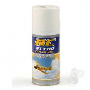 Ghiant RC Styro Colours Camouflage Green 313 Foam Safe Spray Paint (150ml) For Model Aircraft