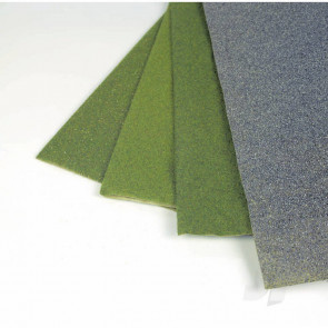 Heki 30981 Grey Grassmat 75x100cm For Scenic Diorama Model Trains