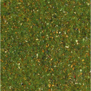 Heki 30931 Mid-Green Grassmat 75x100 For Scenic Diorama Model Trains