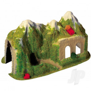 Heki 5034 Tunnel With Arch For Scenic Diorama Model Trains