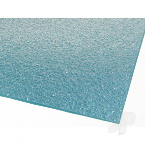 Heki 3110 Imitation Water 35x80cm For Scenic Diorama Model Trains