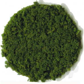 Heki 3389 Dark Green Foam Granules Large For Scenic Diorama Model Trains