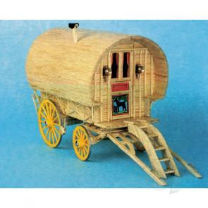 Hobby's Matchcraft Bow Top Caravan 11496 Wood Matchstick Kit