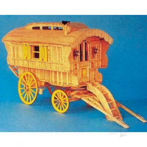 Hobby's Matchcraft Ledge Caravan 11497 Wood Matchstick Kit