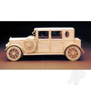 Hobby's Matchbuilder Hispano Suiza Car Wood Matchstick Kit