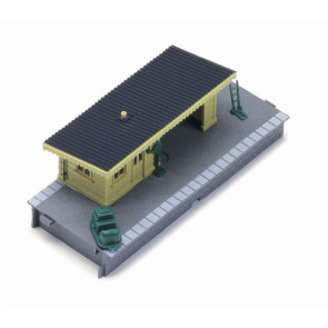 Hornby Accessories R510 Platform Shelter Kit - 00 Gauge Model Trains
