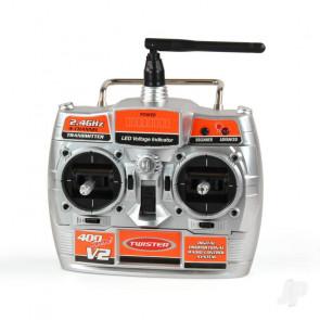 Twister Twister 400S V2 Transmitter Mode-2 (1)