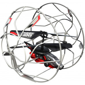 Air Hogs RC Roller Copter - The crash-resistant helicopter that rolls anywhere!