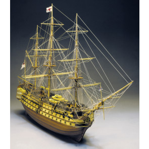 Mantua HMS Victory Wooden Ship Kit 1:98 Scale 1100mm