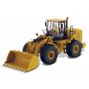 CAT 950 GC Wheel Loader, 1:50 Scale Diecast Construction Vehicle
