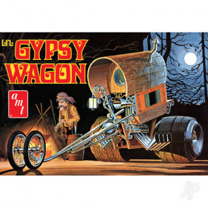 AMT Li'l Gypsy Wagon Show Rod Plastic Kit