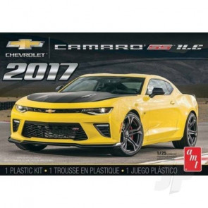 AMT 1:25 2017 Chevy Camaro SS 1LE Plastic Car Kit