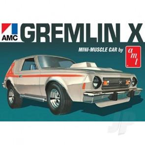 AMT 1:25 1974 AMC Gremlinx Plastic Car Kit