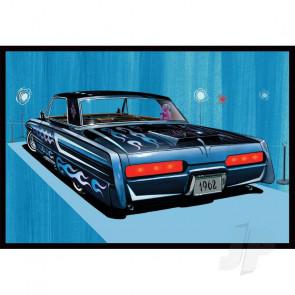 AMT 1:25 1962 Buick Electra Plastic Car Kit