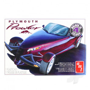AMT 1:25 1997 Plymouth Prowler Plastic Car Kit