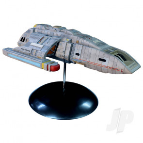 AMT 1:72 Star Trek: Deep Space Nine: DS9: Rio Grande Runabout 2T Plastic Kit