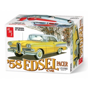 1958 Edsel Pacer Highly Detailed 1:25 Scale AMT Plastic Kit