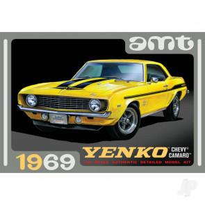 AMT 1969 Chevy Camaro (Yenko) Plastic Kit