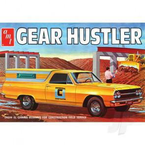 AMT 1:25 1965 Chevrolet El Camino - Gear Hustler Plastic Car Kit
