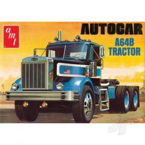 AMT 1:25 Autocar A64B Semi Tractor Plastic Kit