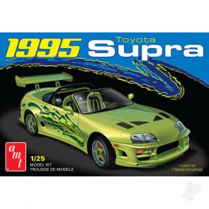 AMT 1995 Toyota Supra 2T Plastic Kit