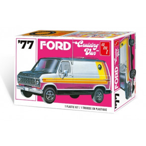 AMT 1:25 1977 Ford Cruising Van 2T Plastic Model Car Kit