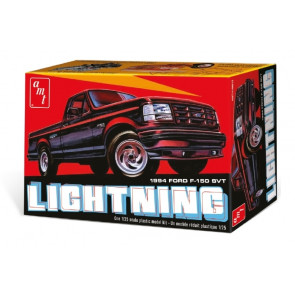 1994 Ford F-150 SVT Lightning Pickup 1:25 Scale AMT Highly Detailed Plastic Kit