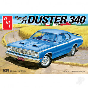 AMT 1971 Plymouth Duster 340 Plastic Kit