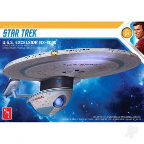 AMT Star Trek U.S.S. Excelsior Plastic Kit