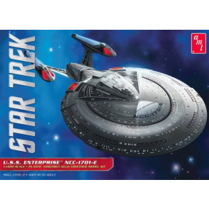 Star Trek USS Enterprise NCC1701-E - AMT 1:1400 Scale Plastic Kit