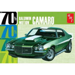 1970 Baldwin Motion Chevy Camaro 1:25 Scale AMT Detailed Plastic Kit