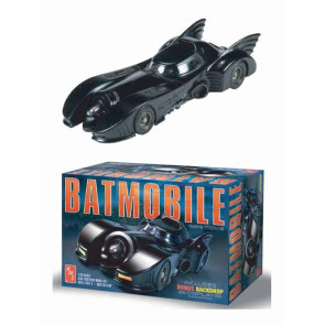 Batmobile from 1989 Batman Movie 1:25 Scale AMT Plastic Kit AMT935