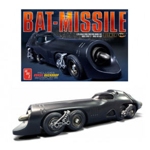 BatMissile from 1989 Batman Movie 1:25 Scale AMT Plastic Kit AMT952