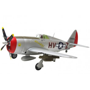 P-47 Thunderbolt 980mm PNP with Retracts - Arrows Hobby RC Scale Fighter Plane WW2