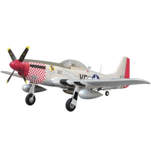 P-51 Mustang 1100mm PNP with Retracts - Arrows Hobby RC Scale Fighter Plane WW2