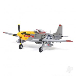 Arrows Hobby P-51 Mustang 'Detroit Miss' (1100mm) ARTF (no Tx/Rx/Bat) RC Plane