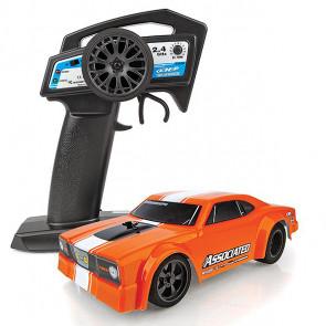 Team Associated Ae Qualifier Series Dr28 1:28 Drag Race Car