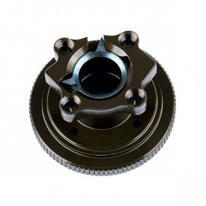 Team Associated FT 4-Shoe Adjust. Clutch Flywheel & Spring Cam