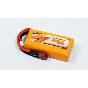 11.1v 1300mAH  Battery Pack for FMS ASW28, Fox, Rafale, A4, F4D-1